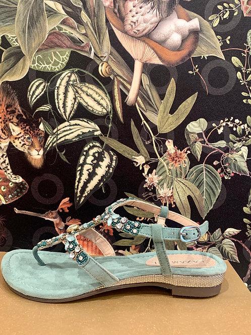 LAZAMANI T-Strap Sandale