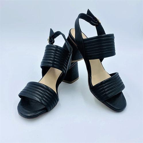 Klassische Sandale | black