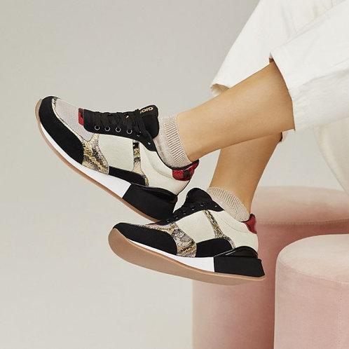Fashion Sneaker | tricolor