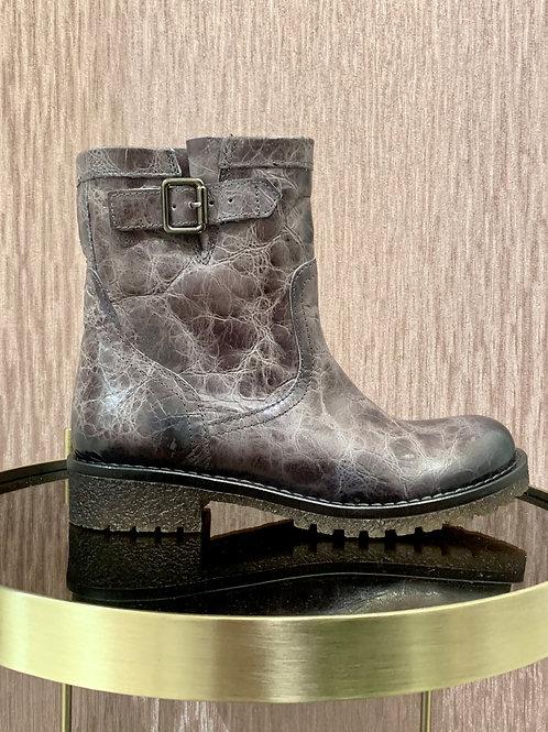 LAZAMANI Klassischer Boot Grey