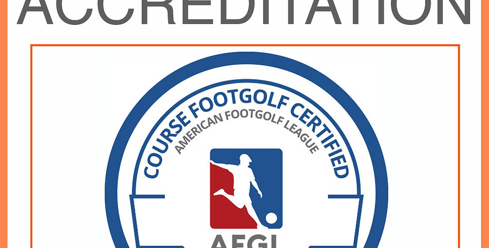 1 Year AFGL Course Accreditation