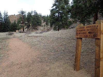 South Park Ranger District Trails