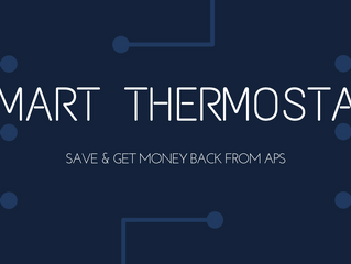 Smart Thermostats & APS Rebates