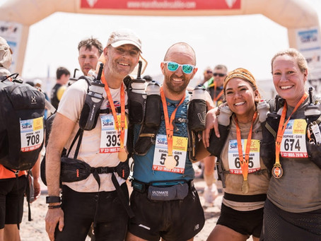 The 33rd Marathon des Sables