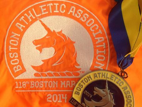 Boston Marathon - Run As One
