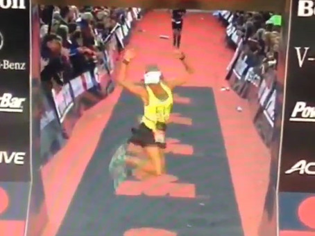 Ironman UK - 2.4 mile swim, 112 mile bike, 26.2 mile run