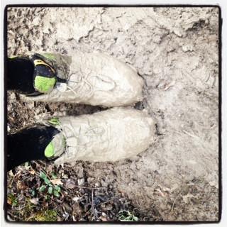 Pilgrims' Ultra - Mud & Miles