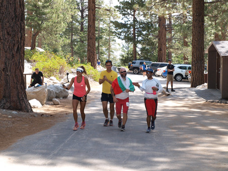 Crewing STYR Labs Badwater 135
