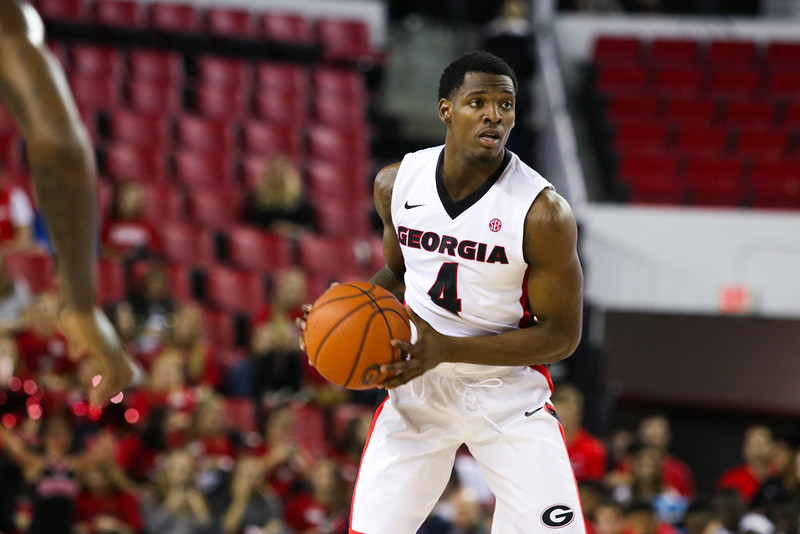 Double Digit Bulldogs Lift Georgia Over Texas Southern 92-47