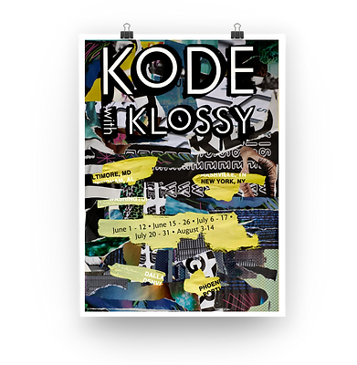Kode With Klossy Poster