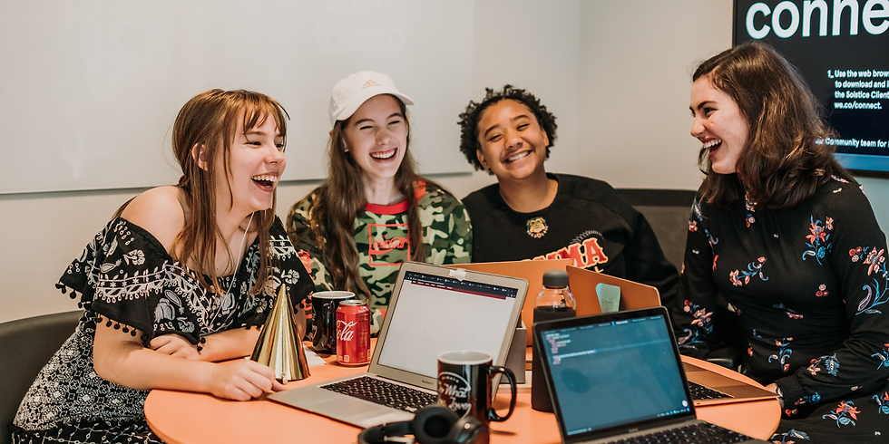 Kode With Klossy 2021 Summer Info Session