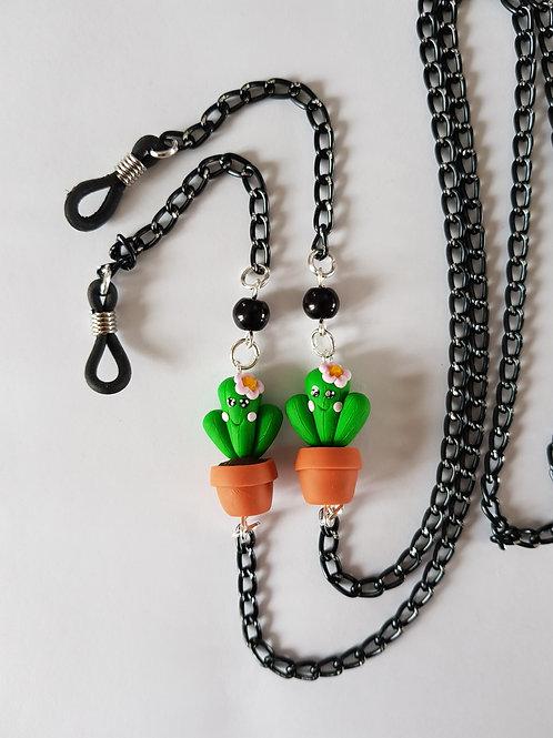 cordon lunettes cactus commande spéciale
