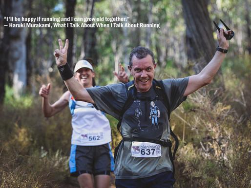 Running: Perth Trail Series