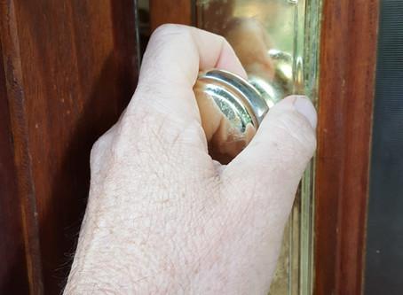 This is a door