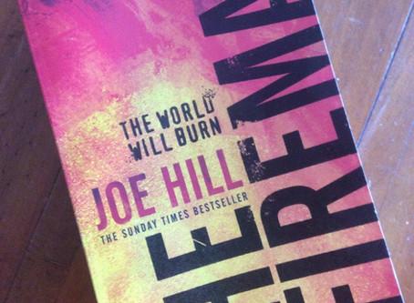Reading: The Fireman, by Joe Hill