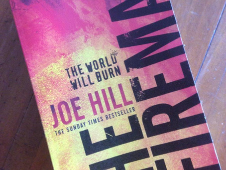 Reading: The Fireman, by Joe Hill