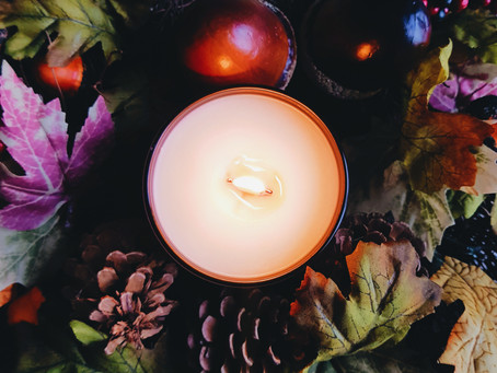 Leeshcraft London - 5 Best Scented Autumn Candles 2018