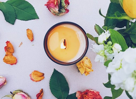 Candle Glossary