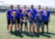 SCORES Cup 2019 team celebrations Deutsc
