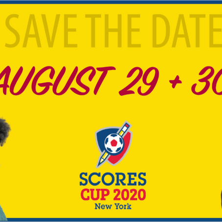 An Update for SCORES Cup 2020