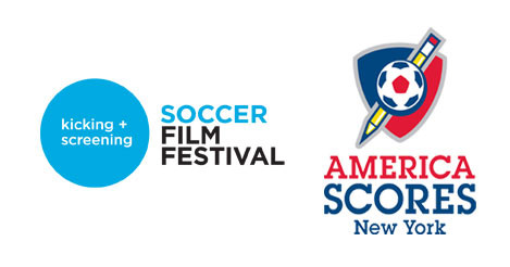Kicking + Screening Soccer Film Festival selects America SCORES New York as their 2017 partner
