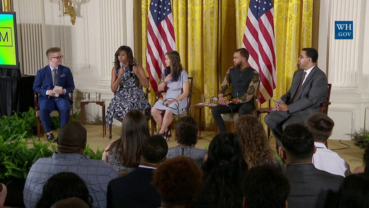 White House Beating the Odds Summit