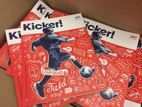 Here's the Kicker!