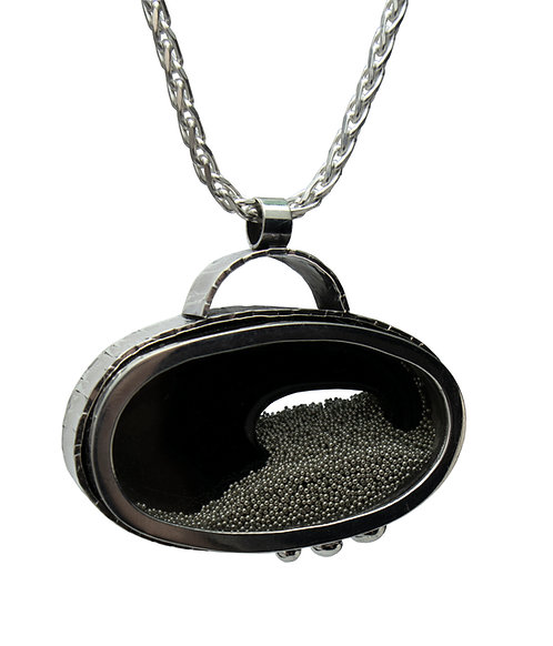 Onyx Inside Out Pendant