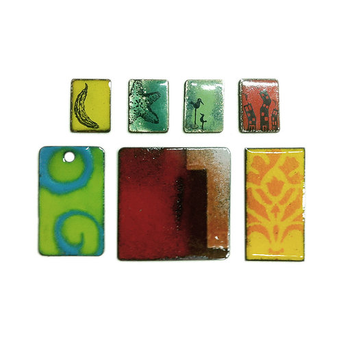 Basic Torch Enameling