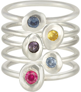 Pebble Stacking Rings -May 4th, 2022 - 6:30pm-9:30pm