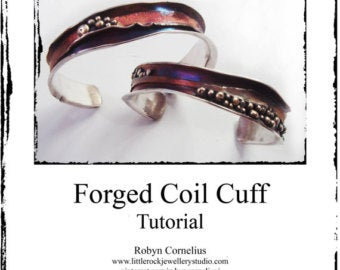 Forged Coil Cuff Tutorial