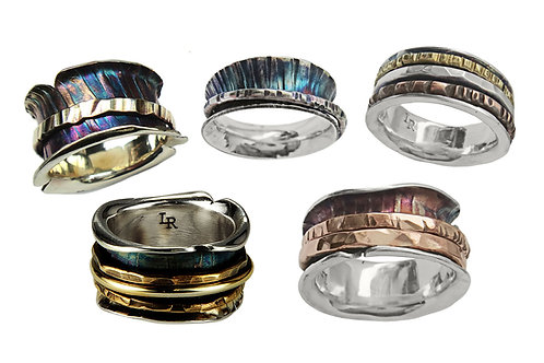 Spinner Ring PDF Tutorial