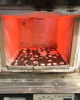 Edmonton Metal Clay Firings