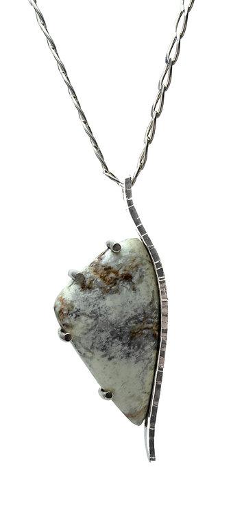 Howlite Necklace