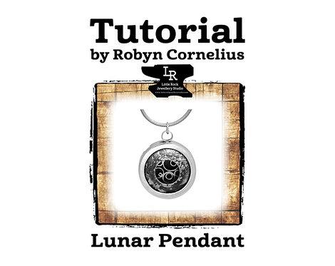Lunar Pendant Tutorial