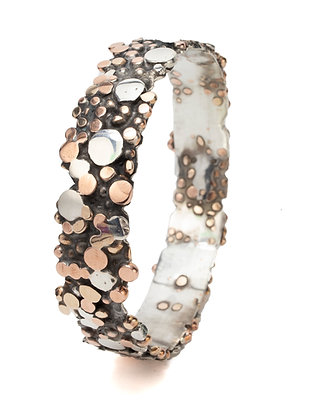 Multi Color Pebble Bracelet - December 16th 10-5pm