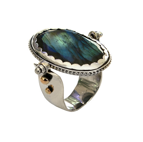 Double Sided Flip Ring - March 26th -  10am-5pm