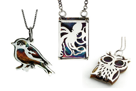 Cut Out Pendants  - May 6th, 2022 - 6:30pm-9:30pm