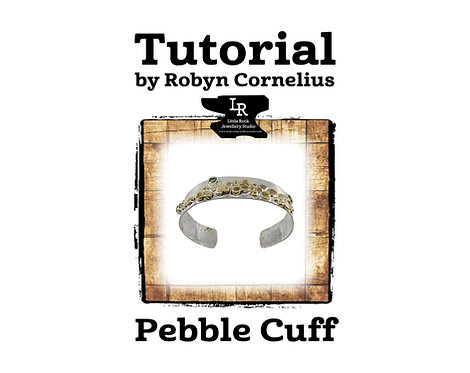 Married Metal Pebble Cuff Tutorial