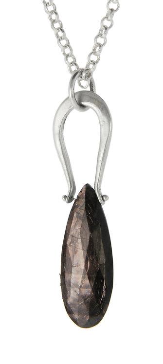 Stone Drop Pendants