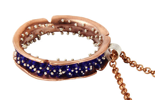 Jeweled Connection Copper