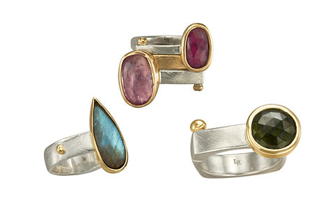 Gold Sand Cast Rings - Oct 2, 2020 - 10am -5pm