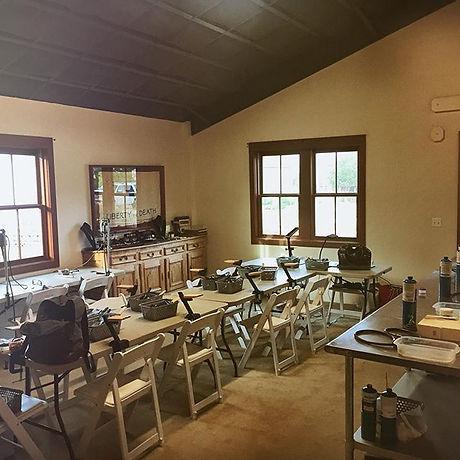 Little Rock Jewellery Studio Classroom