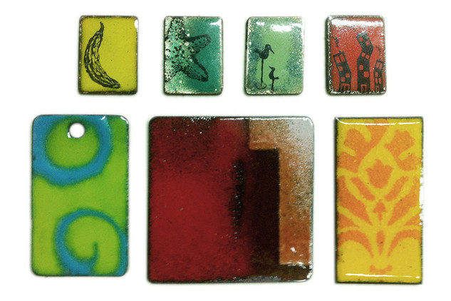 Enamelling Classes