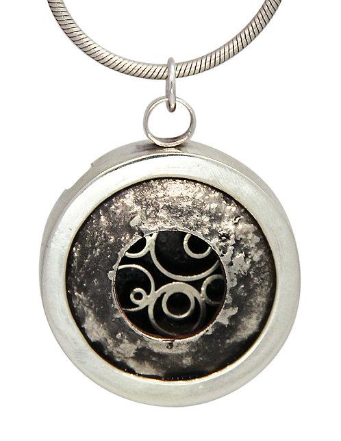 Lunar Pendant Small