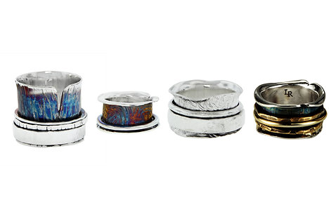 Spinner Rings   - Oct 2, 2020 - 6:30pm-9:30pm
