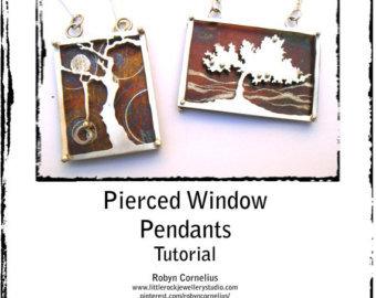 Pierced Window Tutorial