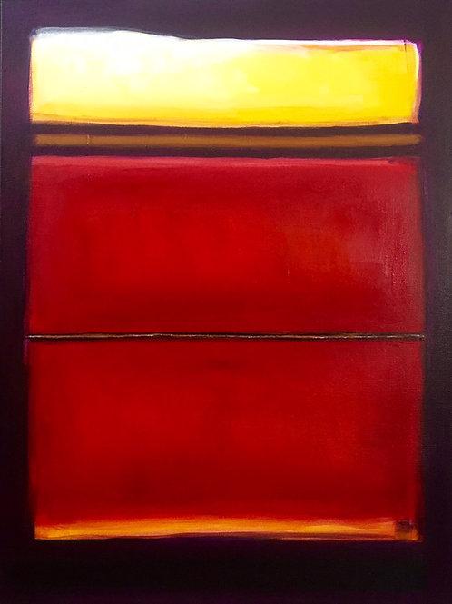 Small Portait of Mark Rothko