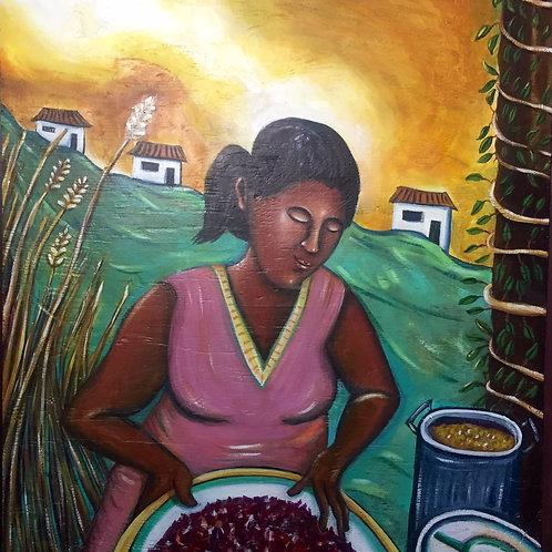 Para Las Mujeres Valiosas de Oaxaca