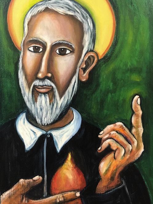 San Felipe Neri: El Santo Patron de Alegria